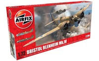 Airfix 1:72 Bristol Blenheim Mk-IV Bomber - Model Kit