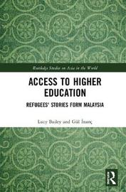 Access to Higher Education by Lucy Bailey image