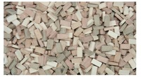 1:35 bricks (RF) terracotta mix (1,000 pcs.) image