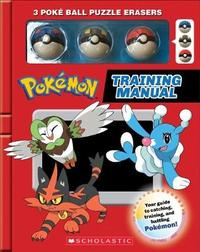 Pokemon: Training Manual by Simcha Whitehill