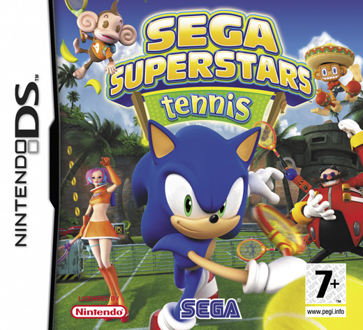 SEGA Superstars Tennis for Nintendo DS image