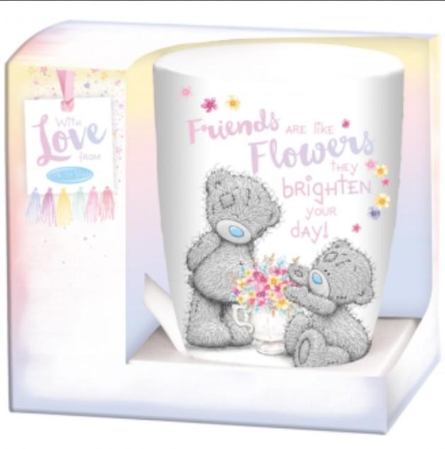 Me to You: Mug - Friends Are Like Flowers (Boxed)