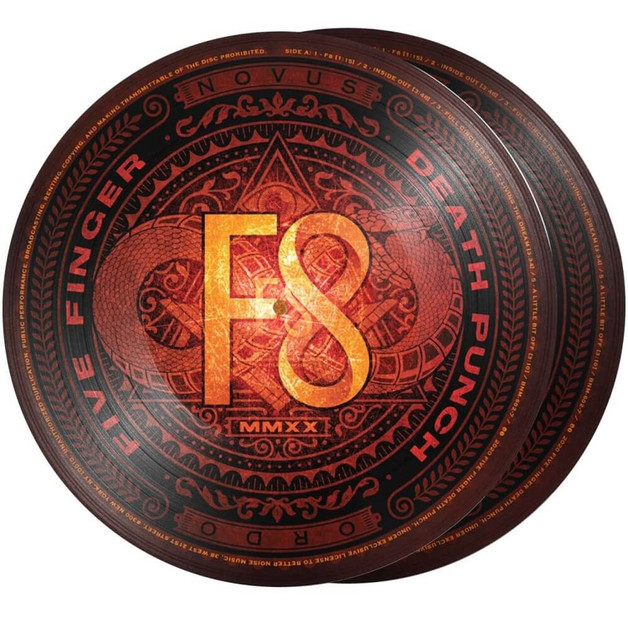 F8 (Picture Disc) by Five Finger Death Punch