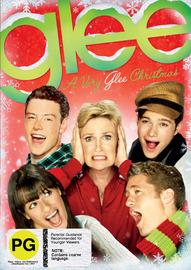 Glee - A Very Glee Christmas (Christmas Special) on DVD