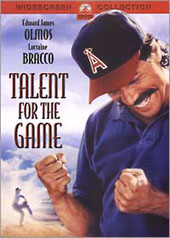 Talent for the Game on DVD