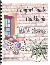 Comfort Foods Cookbook by Venus Perez image