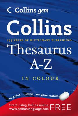 Thesaurus A-Z