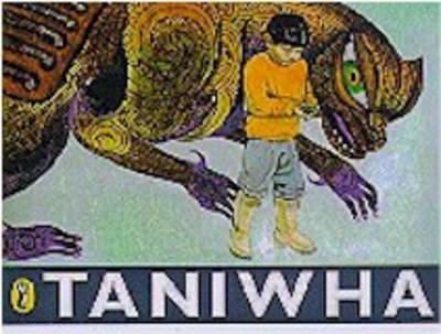 Taniwha by Robyn Kahukiwa
