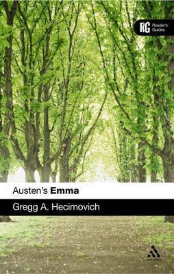 "Austen's ""Emma"" by Gregg A. Hecimovich"