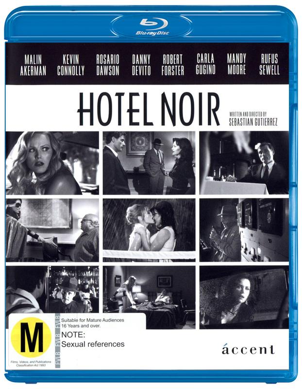 Hotel Noir on Blu-ray