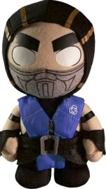 """Mortal Kombat - Sub-Zero 8"""" Plush"""