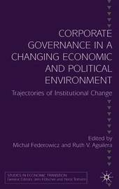 Corporate Governance in a Changing Economic and Political Environment image