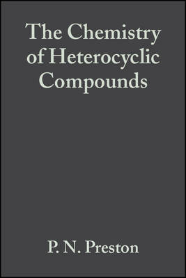 The Benzimidazoles and Congeneric Tricyclic Compounds: Pt. 2, v.40 by P.N. Preston