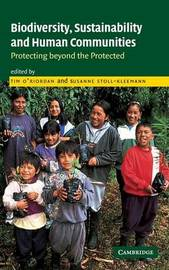 Biodiversity, Sustainability and Human Communities image