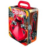 Hot Wheels: 18 Car Storage Tin - Red