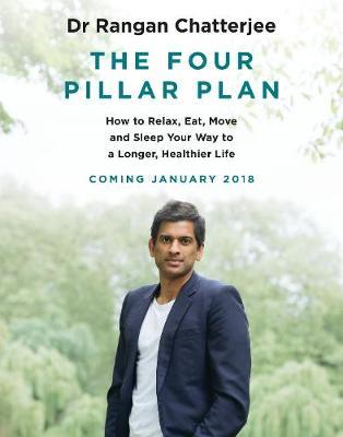 The 4 Pillar Plan by Rangan Chatterjee image