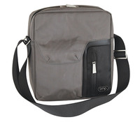 Omp Neptune Series Netbook/iPad/Tablet Attache Bag - Taupe