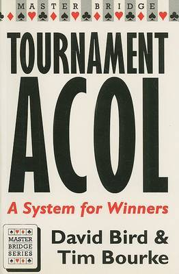 Tournament Acol by David Bird image