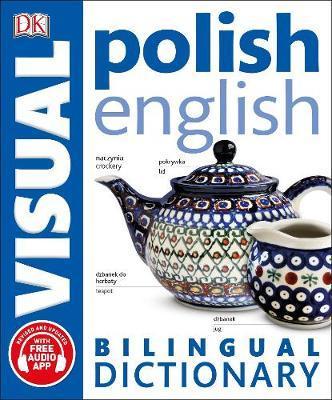 Polish-English Bilingual Visual Dictionary by DK