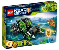 LEGO Nexo Knights: Twinfector (72002)