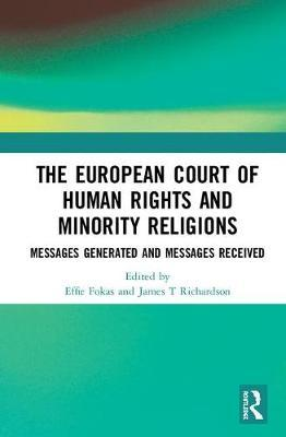 The European Court of Human Rights and Minority Religions image