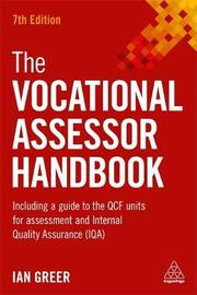 The Vocational Assessor Handbook by Ian Greer
