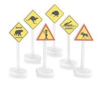 Siku: International Road Signs - Playset