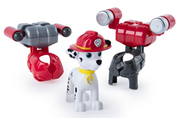 Paw Patrol: Action Pack Pups - Multi-Pack Marshall