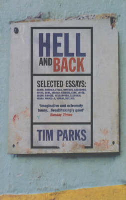 Hell and Back by Tim Parks image