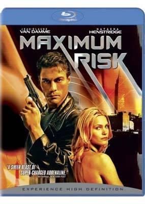 Maximum Risk on Blu-ray
