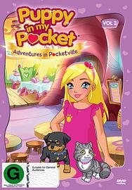 Puppy in My Pocket: Volume 3 on DVD