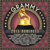 2015 Grammy Nominees by Various Artists image