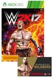 WWE 2K17 for Xbox 360