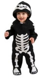 Lil Skeleton Romper - (Infant)