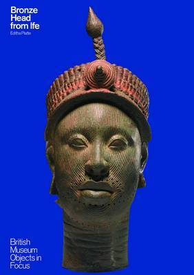 Bronze Head From Ife by Editha Platte image