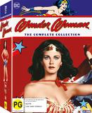 Wonder Woman: Season 1-3 Collection DVD