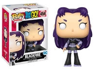 Teen Titans Go - Blackfire Pop! Vinyl Figure