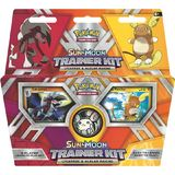 Pokemon TCG Sun & Moon Trainer Kit – Lycanroc & Alolan Raichu