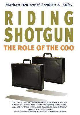 Riding Shotgun by Nathan Bennett