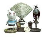 Tim Burton's Tragic Toys - Oyster Boy PVC Set