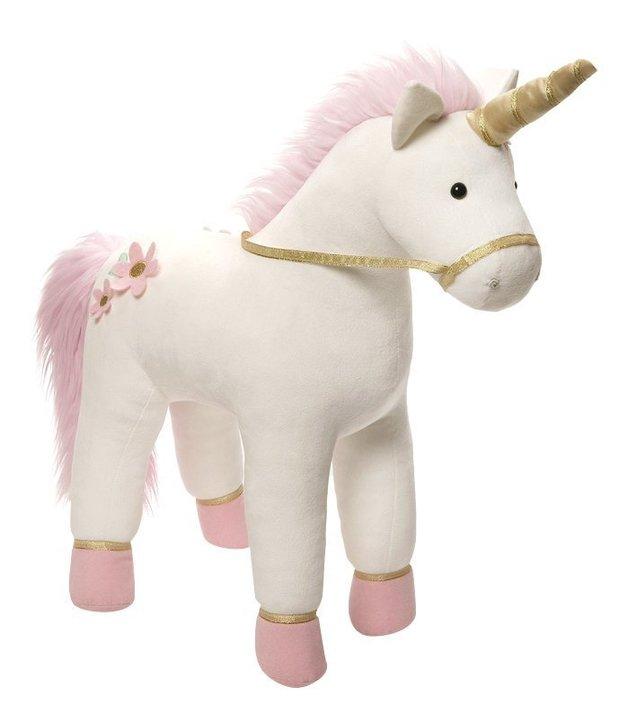 Gund: Lilyrose Unicorn - Jumbo Plush