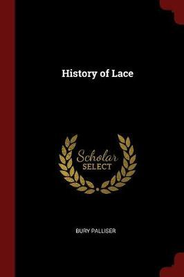 History of Lace by Bury Palliser image