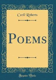 Poems (Classic Reprint) by Cecil Roberts image