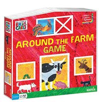 The World of Eric Carle: Around the Farm - Board Game