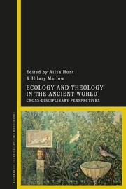 Ecology and Theology in the Ancient World image