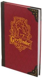 Harry Potter Journal and Pen Set - Gryffindor image