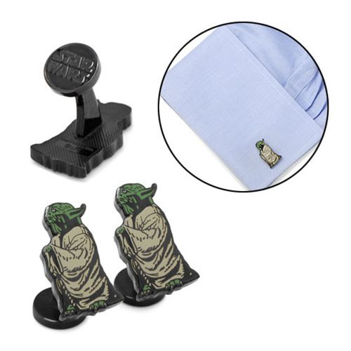 Star Wars: Wise Yoda Cufflinks