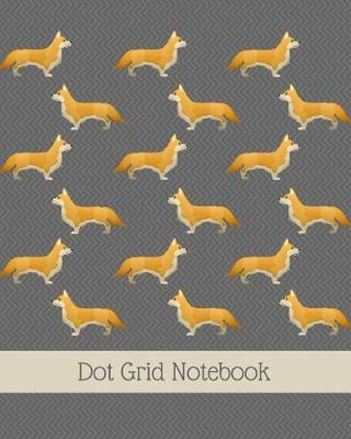 Dot Grid Notebook by Atkins Avenue Book
