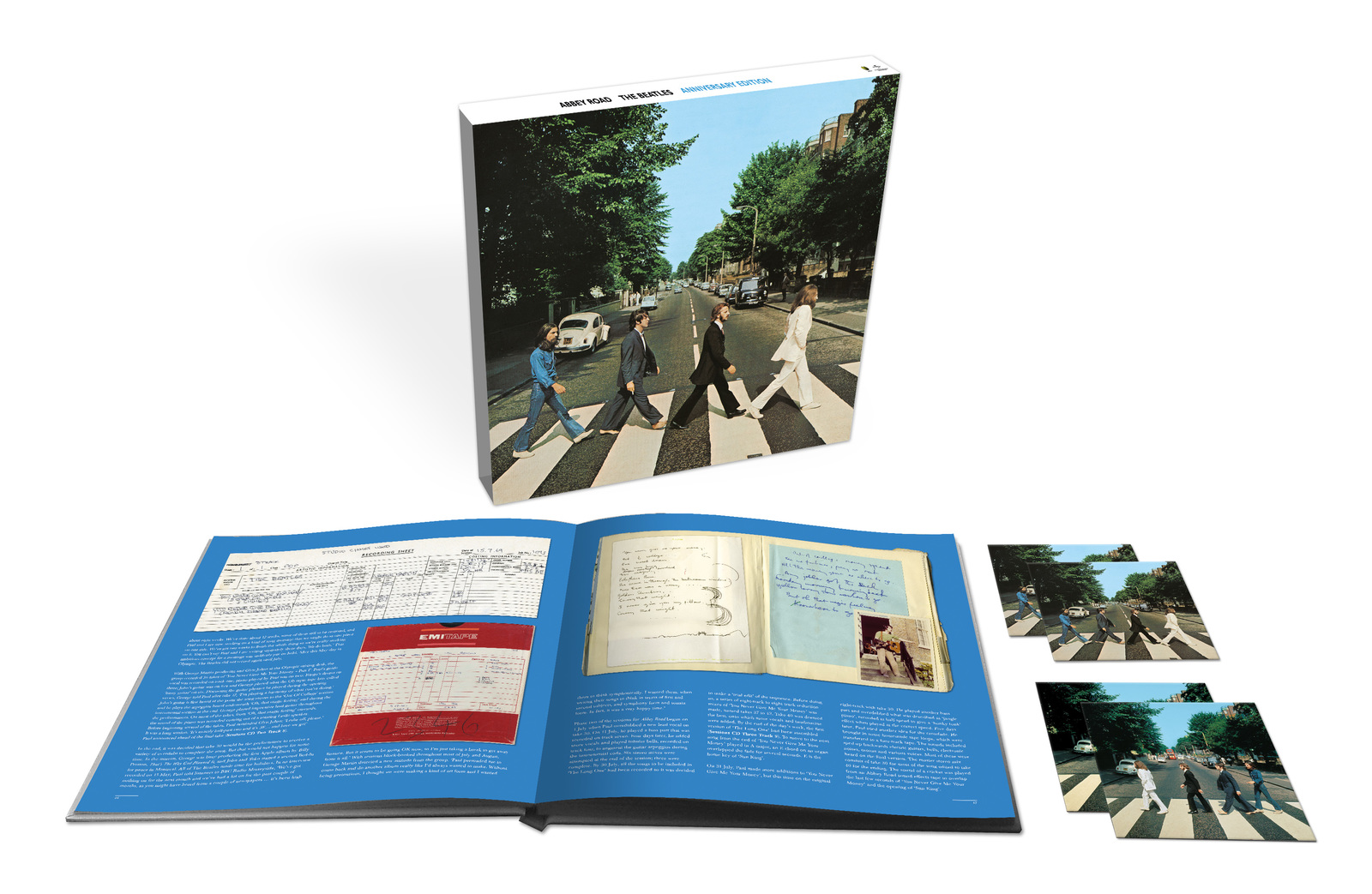 Abbey Road: 50th Anniversary - Super Deluxe Edition image