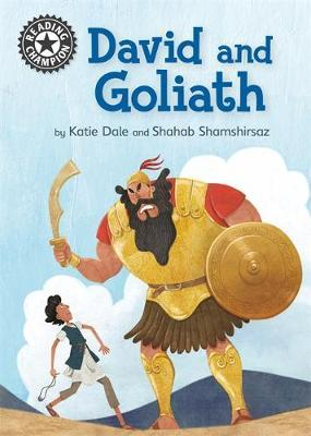 Reading Champion: David and Goliath by Katie Dale